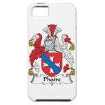 Escudo de la familia de Phaire iPhone 5 Case-Mate Fundas