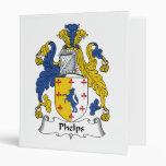 Escudo de la familia de Phelps