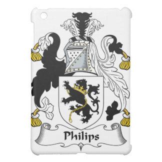 Escudo de la familia de Philips