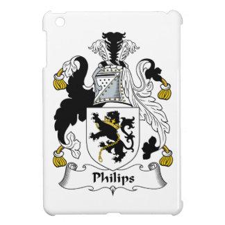 Escudo de la familia de Philips iPad Mini Protector