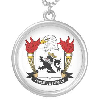 Escudo de la familia de Philipse Collar