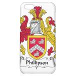 Escudo de la familia de Phillipson