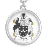 Escudo de la familia de Phipps Grimpolas Personalizadas