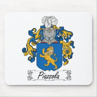 Escudo de la familia de Piazzola Alfombrilla De Raton