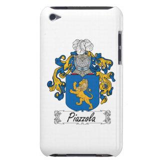 Escudo de la familia de Piazzola iPod Touch Case-Mate Cobertura