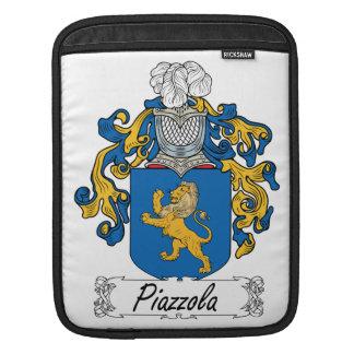 Escudo de la familia de Piazzola Manga De iPad