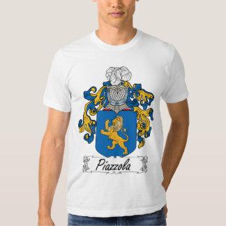 Escudo de la familia de Piazzola Playera