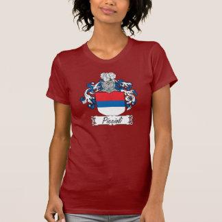Escudo de la familia de Piccioli Camisetas