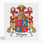 Escudo de la familia de Pichard