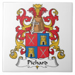Escudo de la familia de Pichard Tejas