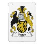 Escudo de la familia de Picton iPad Mini Cárcasas