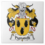 Escudo de la familia de Pignatelli Azulejos Ceramicos
