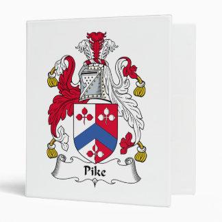 Escudo de la familia de Pike