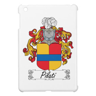 Escudo de la familia de Pilati