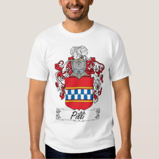 Escudo de la familia de Pilli Camisas