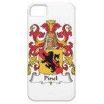 Escudo de la familia de Pinel iPhone 5 Case-Mate Protector