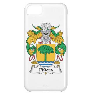 Escudo de la familia de Pinera Funda Para iPhone 5C