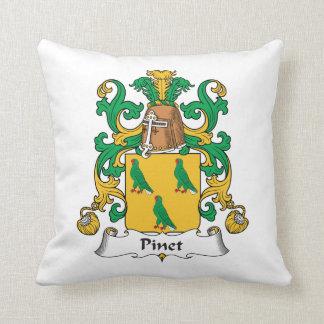 Escudo de la familia de Pinet Cojines