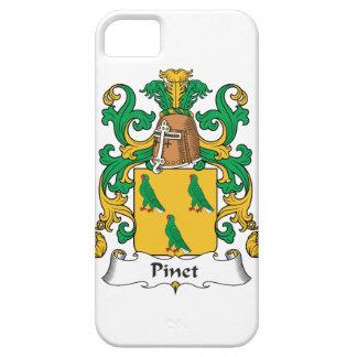Escudo de la familia de Pinet iPhone 5 Case-Mate Carcasa