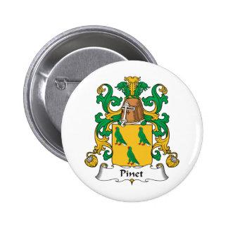 Escudo de la familia de Pinet Pin