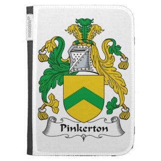 Escudo de la familia de Pinkerton