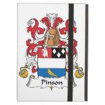 Escudo de la familia de Pinson