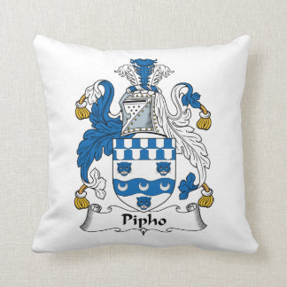 Escudo de la familia de Pipho Almohada