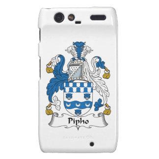 Escudo de la familia de Pipho Motorola Droid RAZR Carcasa
