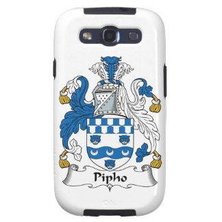 Escudo de la familia de Pipho Galaxy SIII Cárcasa
