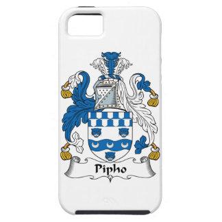 Escudo de la familia de Pipho iPhone 5 Protector