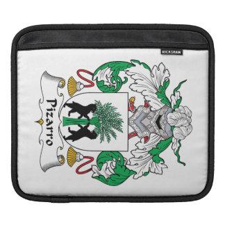 Escudo de la familia de Pizarro Funda Para iPads