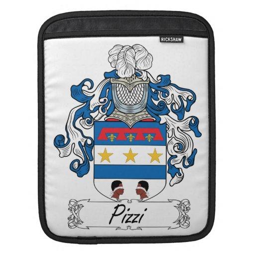 Escudo de la familia de Pizzi Funda Para iPads