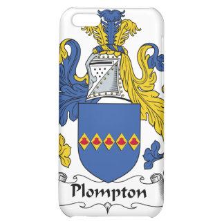 Escudo de la familia de Plompton