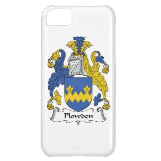 Escudo de la familia de Plowden
