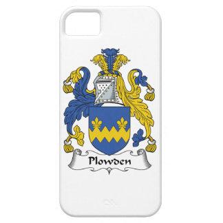Escudo de la familia de Plowden iPhone 5 Cárcasa