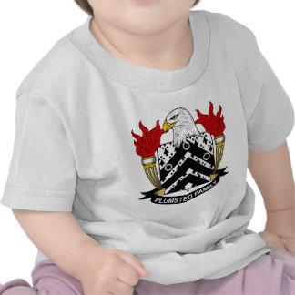 Escudo de la familia de Plumsted Camiseta
