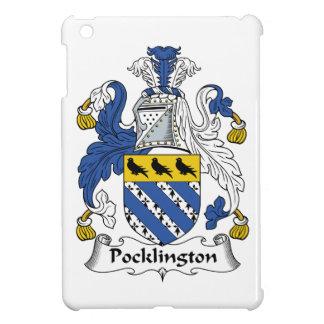 Escudo de la familia de Pocklington iPad Mini Funda