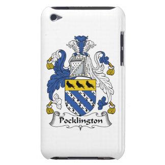 Escudo de la familia de Pocklington iPod Touch Protectores