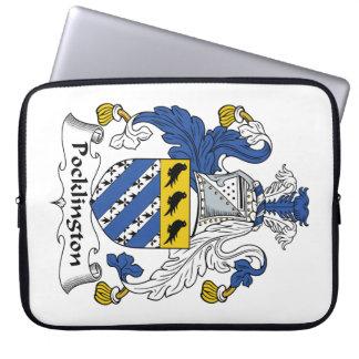 Escudo de la familia de Pocklington Manga Portátil