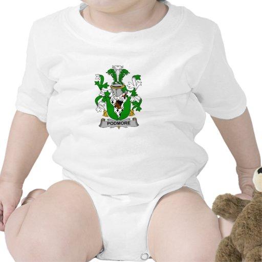 Escudo de la familia de Podmore Trajes De Bebé