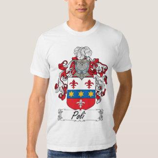 Escudo de la familia de Poli Polera
