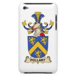 Escudo de la familia de Pollart Case-Mate iPod Touch Coberturas