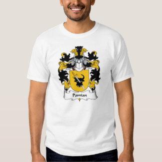 Escudo de la familia de Pomian Camisas