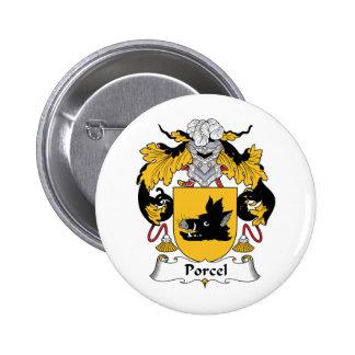 Escudo de la familia de Porcel Pins