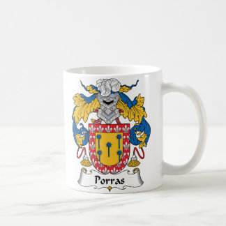 Escudo de la familia de Porras Taza