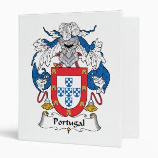 Escudo de la familia de Portugal