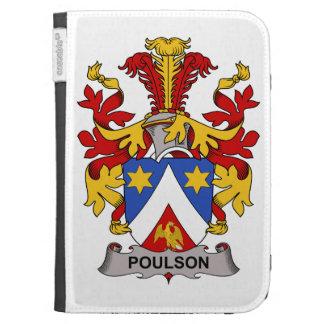 Escudo de la familia de Poulson