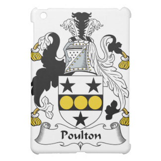 Escudo de la familia de Poulton