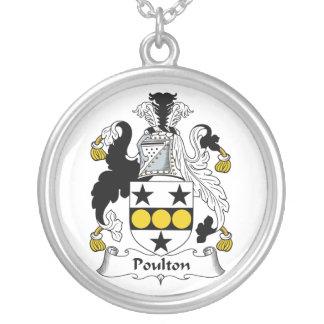 Escudo de la familia de Poulton Grimpolas