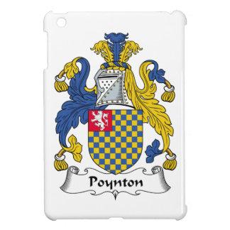 Escudo de la familia de Poynton iPad Mini Cobertura